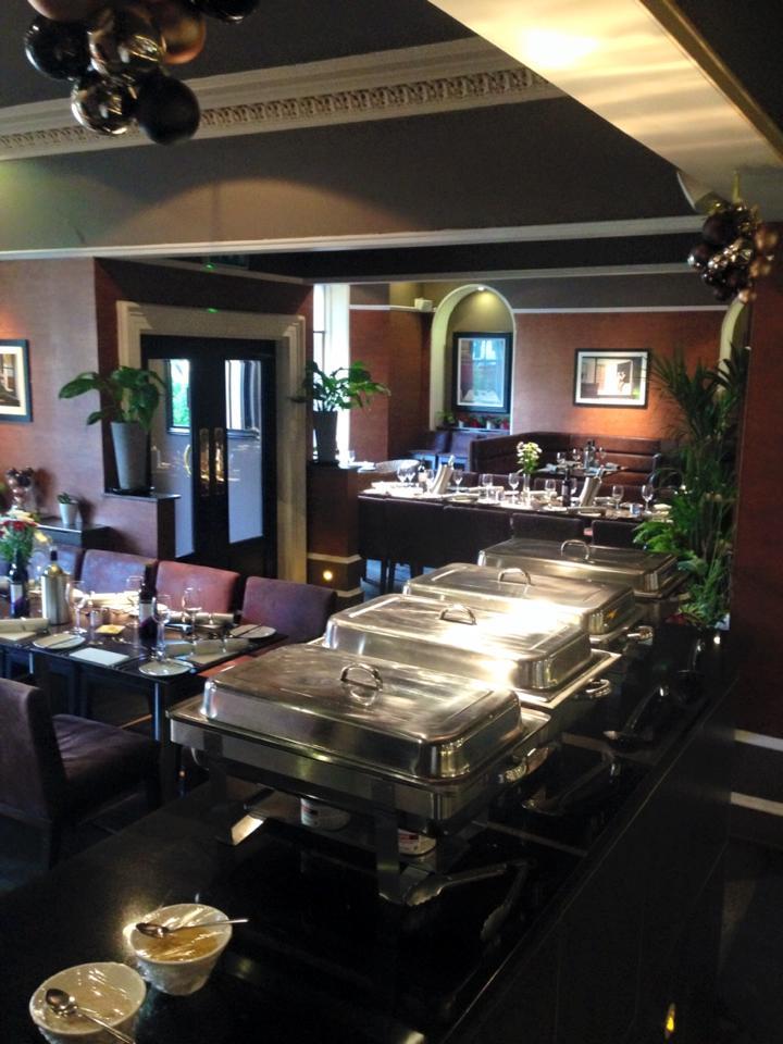 The Terrace Restaurant The Great Western Hotel Aberdeen 58